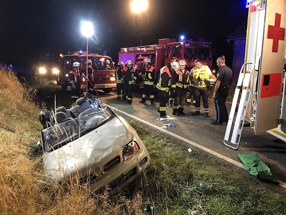 You are currently viewing Verkehrsunfall bei Neuengrün