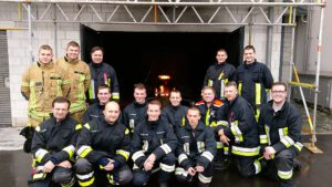 Read more about the article Training im Brandhaus