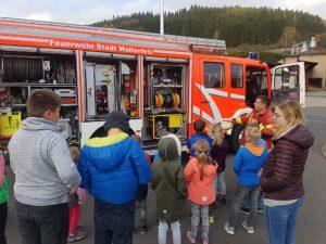 Read more about the article Brandschutzerziehung im Kinderhort