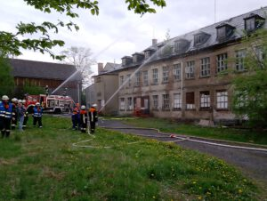 Read more about the article Einsatzübung Presseck