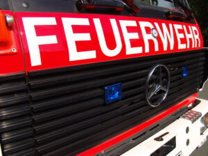 Read more about the article THL1 Bergung Wohnwagen